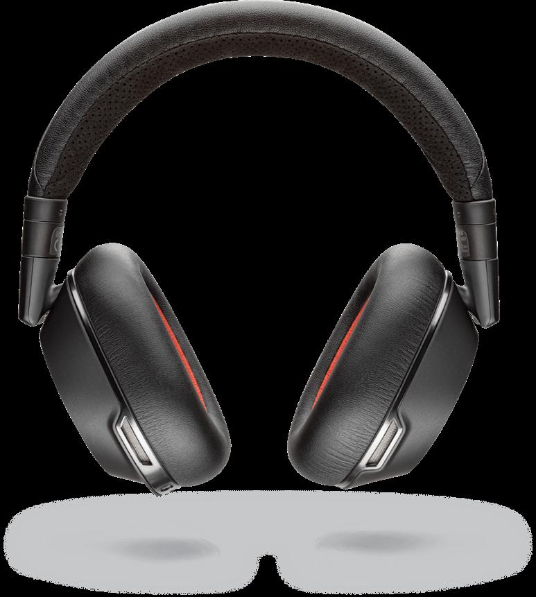 Plantronics VOYAGER 8200 UC,BLACK, Bluetooth slúchadlá, čierne