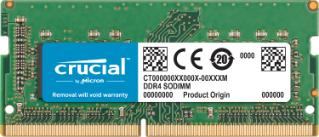 8GB DDR4 2400 MT/s (PC4-19200) CL17 SR x8 Unbuffered SODIMM 260pin for Mac
