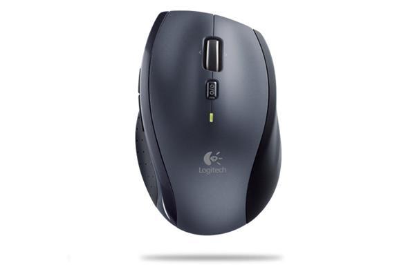 Logitech® Marathon Mouse M705 - 2.4GHZ , ROZBALENE, POUZIVANE