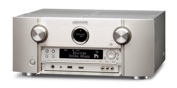 Marantz SR 7011 AV receiver - Silver