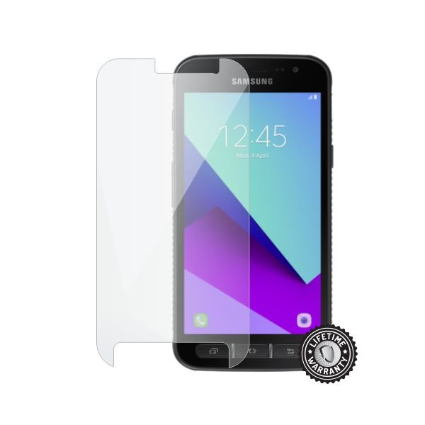 Screenshield SAMSUNG G390 Galaxy Xcover 4 Tempered Glass protection - Film for display protection