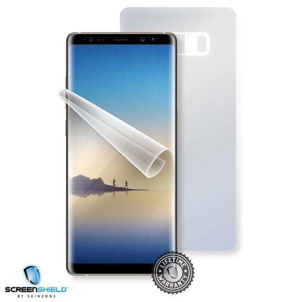 Screenshield SAMSUNG N950 Galaxy Note 8 - Film for display + body protection