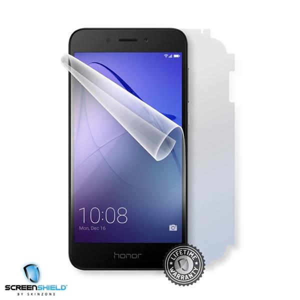 Screenshield HUAWEI Honor 6A - Film for display + body protection