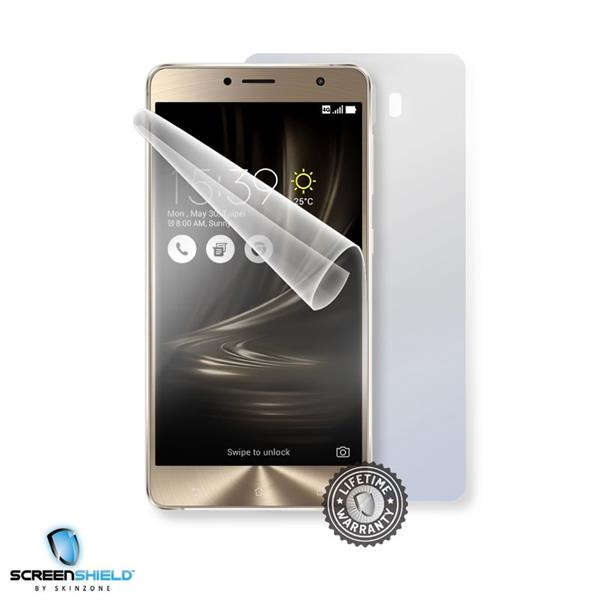Screenshield ASUS Zenfone 3 Deluxe ZS550KL - Film for display + body protection
