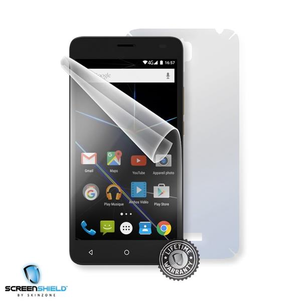 Screenshield ARCHOS 50d Oxygen - Film for display + body protection
