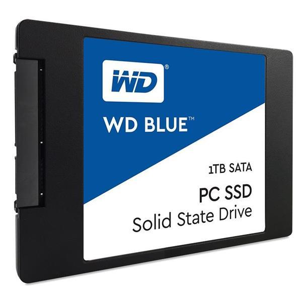WD Blue 1TB SSD SATA III 6Gbs, 2,5