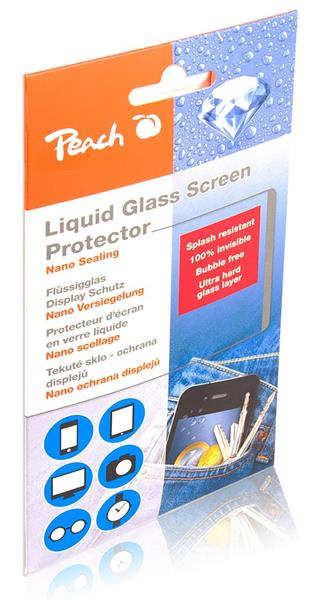 Peach Peach Liquid Glass ScreenProtection PA109, vodne sklo pre smartphone