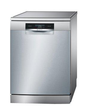 BOSCH_PerfectDry umývačka riadu 60 cm s funkciou Home Connect,voľne stojaci spotrebič - nerez, lakovaná