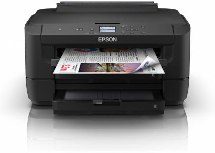 Epson WorkForce WF-7210DTW A3, LAN, duplex, WiFi, NFC