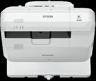 Epson projektor EB-700U, 3LCD, Laser, WUXGA, 4000ANSI, 2.500.000:1, HDMI, LAN, MHL - UST