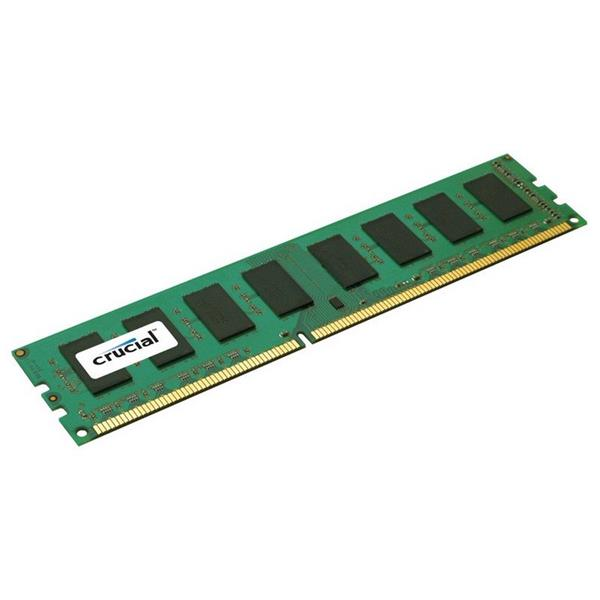 16GB DDR4 2666 MT/s (PC4-21300) CL19 DR x8 Crucial UDIMM 288pin