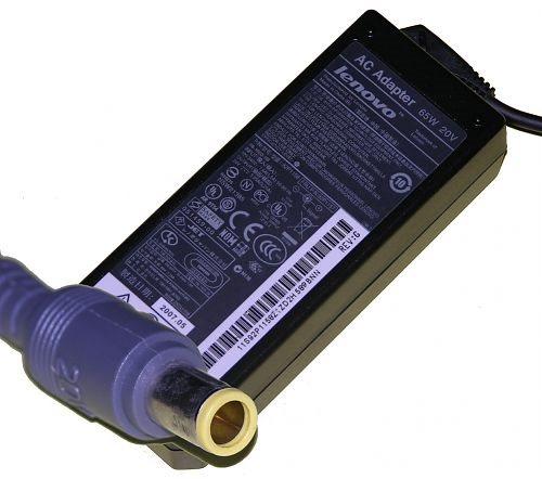 Lenovo ThinkPad 65W Ultraportable AC Adapter - OLD