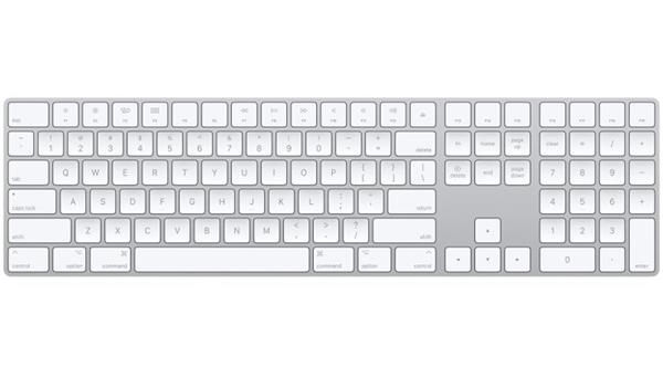 Apple Magic Keyboard s numerickou klávesnicou International ENG