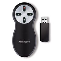 Kensington 2.4 Ghz Wireless Presentation Remote
