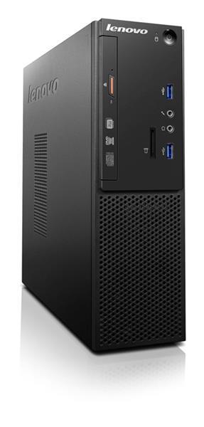 Lenovo TC S510 SFF G4400 3.3GHz UMA 4GB 500GB DVD W10Pro cierny 3yCI - ANGLICKA USB klavesnica