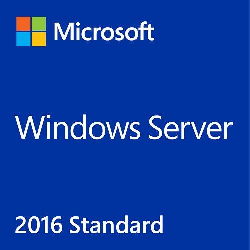Windows Server Standard Core 2016 - OLP 16Lic NL Government CoreLic