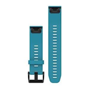 Silikonový remienok QuickFit™ 22 na zápästie pre fénix 5 a Forerunner 935 - modrý (ND)
