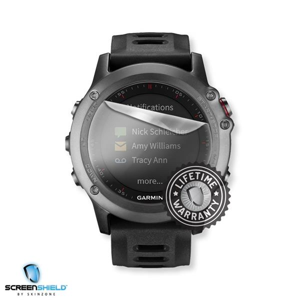 Screenshield GARMIN Fenix 3 - Film for display protection
