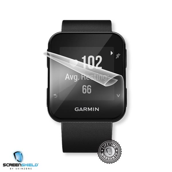 Screenshield GARMIN Forerunner 35 - Film for display protection