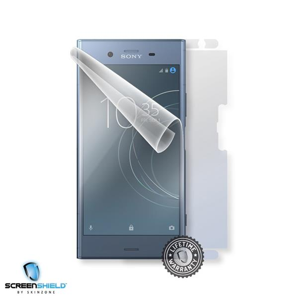 Screenshield SONY Xperia XZ1 G8342 - Film for display + body protection
