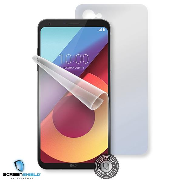 Screenshield LG Q6 M700A - Film for display + body protection