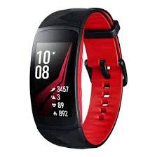 Samsung Galaxy GearFit 2 Pro, Červená