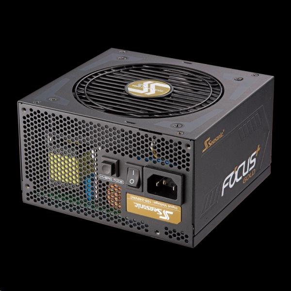 Zdroj 850W, SEASONIC FOCUS Plus 850 Gold