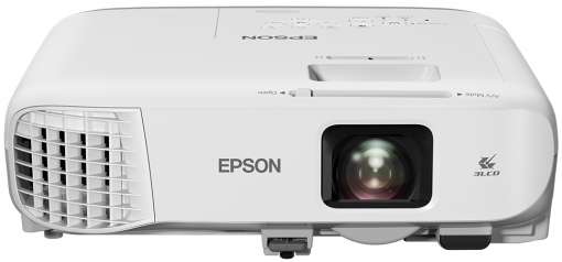 Epson projektor EB-980W, 3LCD, WXGA, 3800ANSI, 15000:1, HDMI, LAN, MHL