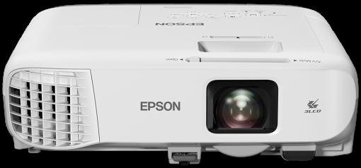 Epson projektor EB-970, 3LCD, XGA, 4000ANSI, 15000:1, HDMI, LAN, MHL