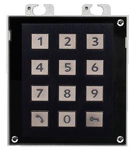 2N Helios IP Verso modul klávesnice - černá