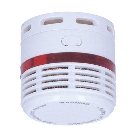 Solight detektor dymu + alarm, 85dB, 10 rokov životnosť, lithiová batéria