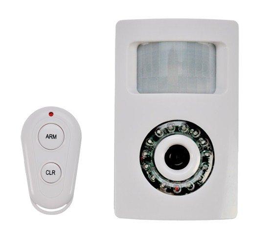 Solight doplnková pohybová kamera pre GSM alarmy 1D11 a 1D12