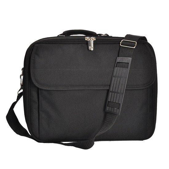 Solight klasická taška na notebook 15,4 - 16', čierna