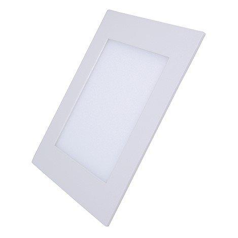 Solight LED mini panel, podhľadový, 18W, 1530lm, 4000K, tenký, štvorcový, biely