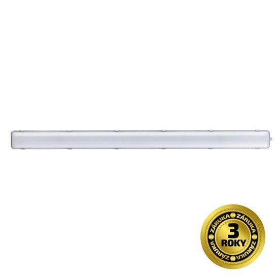 Solight LED osvetlenie prachotesné, IP65, 36W, 4200L, 5000K, 123cm, Lifud, 3 roky záruka