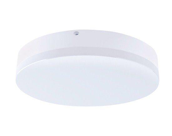 Solight LED venkovné osvetlenie, prisadené, guľaté, IP44, 24W, 1800lm, 4000K, 28cm