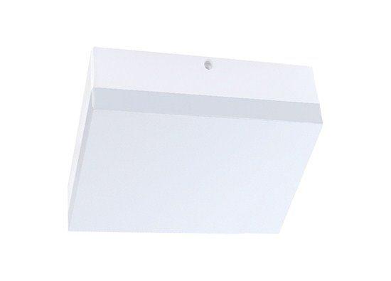 Solight LED vonkajšie osvetlenie, prisadené, štvorcove, IP44, 15W, 1150lm, 4000K, 22cm