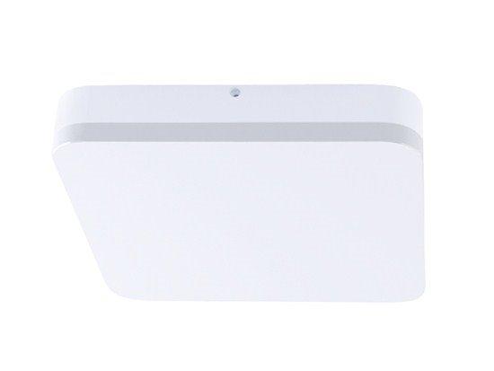 Solight LED vonkajšie osvetlenie, prisadené, štvorcove, IP44, 24W, 1800lm, 4000K, 28cm