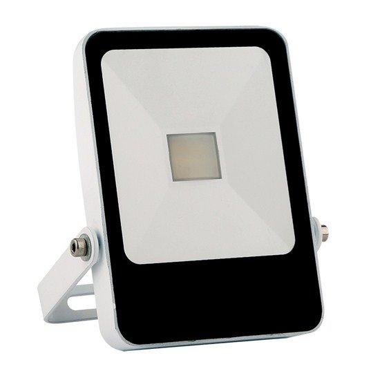 Solight LED vonkajší reflektor STYLE, 10W, 700lm, 4000K, biely