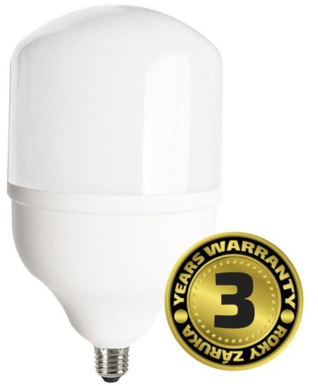 Solight LED žiarovka T140, 45W, E27, 4000K, 240°, 3825lm