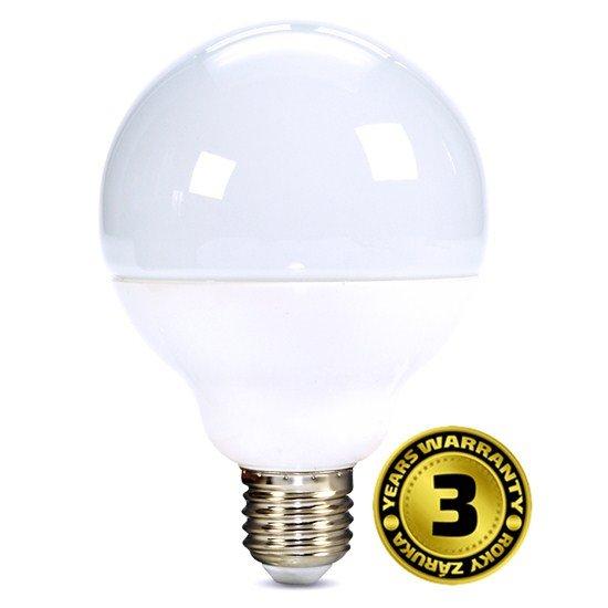 Solight LED žiarovka, globe, 18W, E27, 4000K, 270°, 1520lm