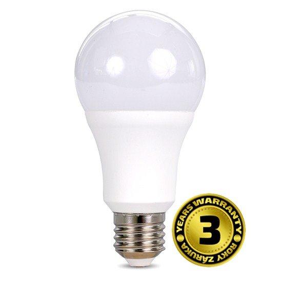 Solight LED žiarovka, klasický tvar, 15W, E27, 6000K, 270°, 1220lm