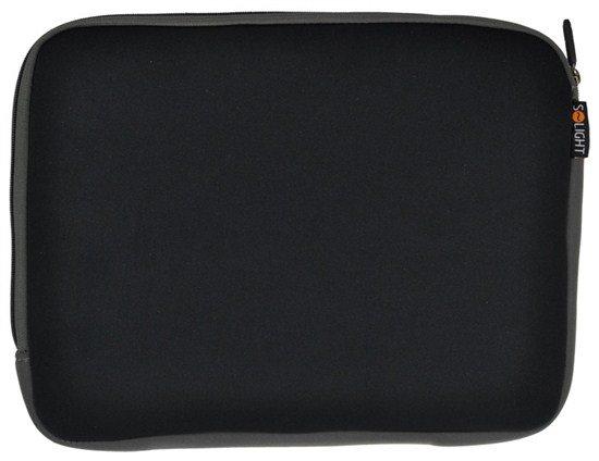 Solight neoprénové puzdro na notebook, čierne, 13 - 14,1'
