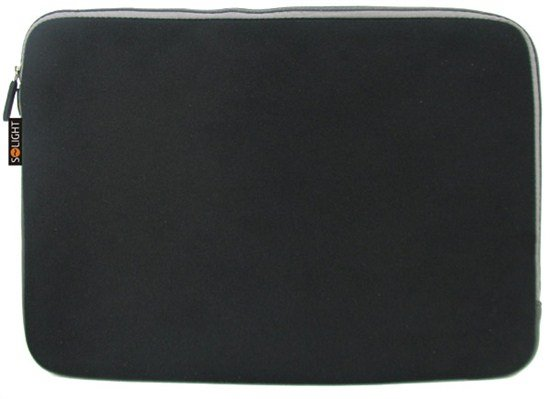 Solight neoprénové puzdro na notebook, čierne, 15 - 16'