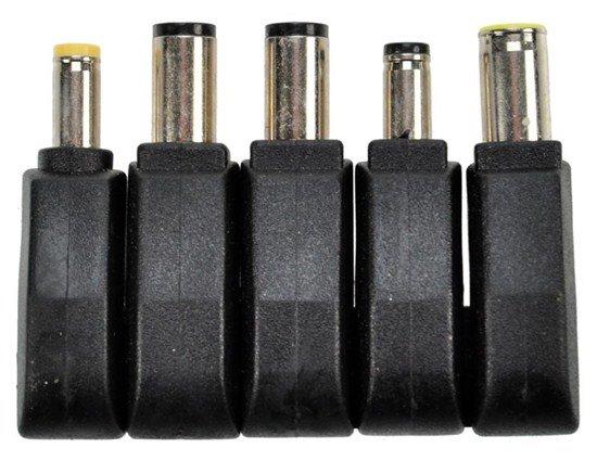 Solight sada doplnkových koncoviek k sieťovým adaptérom DA32, DA33