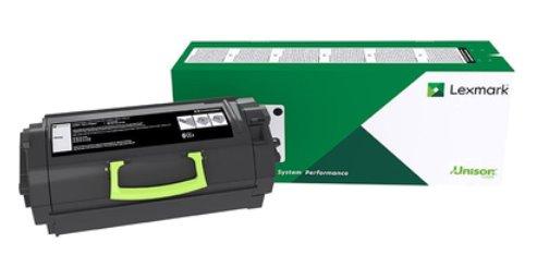 Lexmark toner pre MX717/MX718 Black 25K