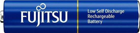 Fujitsu prednabité batérie BLUE R03/AAA, 1000 nabíjacích cyklov, bulk