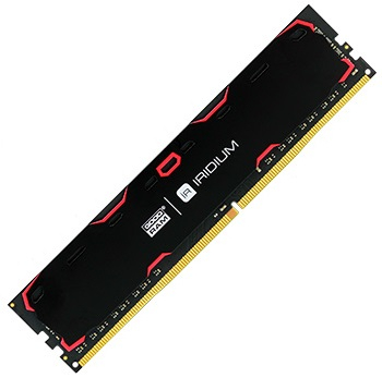 DDR 4 ............... 4 GB . 2400MHz . CL15 SR .......... GOODRAM IRDM