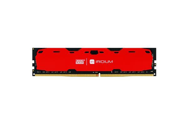 DDR 4 ............... 4 GB . 2400MHz . CL15 SR .......... GOODRAM IRDM Red