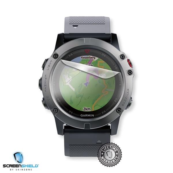 Screenshield GARMIN Fenix 5X - Film for display protection
